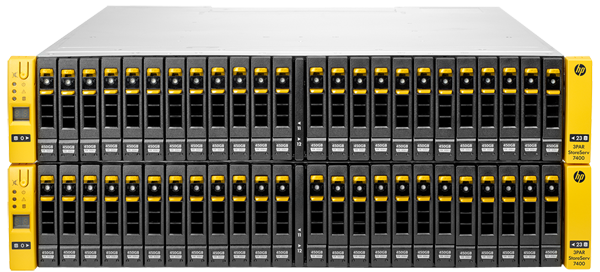 Azure VM als HP 3PAR Quorum Witness